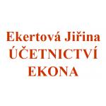 Ekertová Jiřina- ÚČETNICTVÍ EKONA – logo společnosti
