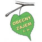 Obecný zájem, z.ú. – logo společnosti