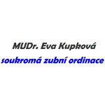 MUDr. Kupková Eva - soukromá zubní ordinace – logo společnosti