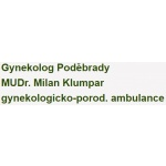 MUDr. Klumpar Milan - gynekologicko-porod.ambulanc – logo společnosti