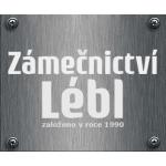 Lébl Miloš - Zámečnictví – logo společnosti