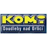 KOMI spol. s r.o. – logo společnosti