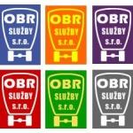 OBR služby s.r.o. – logo společnosti