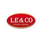 LE&CO - Ing. Jiří Lenc, s.r.o. – logo společnosti