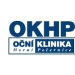 Oční klinika Horní Počernice, s.r.o. (oční ambulance Nymburk) – logo společnosti