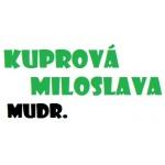 MUDr. Kuprová Miloslava – logo společnosti
