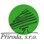 Příroda, s.r.o. – logo společnosti
