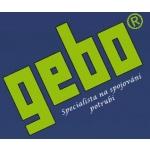 Gebo Bohemia, spol. s r.o. - Potrubní spojky a třmeny – logo společnosti