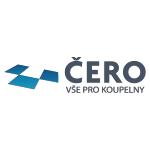 Černý Roman - koupelnové studio ČERO – logo společnosti