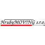 HrubyMOVING s.r.o. – logo společnosti