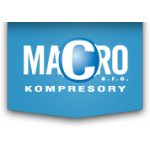MACRO KOMPRESORY, s.r.o. – logo společnosti