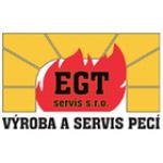 EGT servis s.r.o.- výroba a servis pecí – logo společnosti