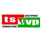 Technické služby Velké Popovice, příspěvková organizace – logo společnosti