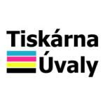 TISKÁRNA ÚVALY, spol. s r.o. – logo společnosti
