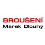 Dlouhý Marek - Broušení a zakázkové zámečnictví – logo společnosti
