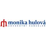 Monika Hulová Mgr. - advokátní kancelář – logo společnosti