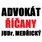 ADVOKÁTNÍ KANCELÁŘ JUDr. Jiří MEDŘICKÝ – logo společnosti