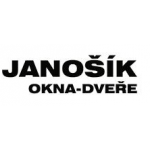 JANOŠÍK OKNA-DVEŘE s.r.o. (pobočka Čestlice) – logo společnosti