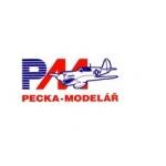 PECKA-MODELÁŘ s.r.o. – logo společnosti
