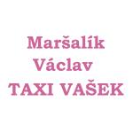 Maršalík Václav- TAXI VAŠEK – logo společnosti
