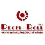 Profi-Roll s.r.o. - vrata Říčany – logo společnosti