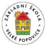 Základní škola Velké Popovice – logo společnosti