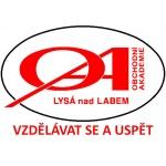 Obchodní akademie, Lysá nad Labem, Komenského 1534 – logo společnosti