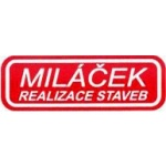 Stavební firma Miláček – logo společnosti