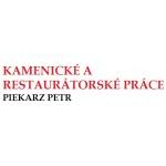 Piekarz Petr - kamenické a restaurátorské práce – logo společnosti