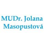 MUDr. Jolana Masopustová – logo společnosti