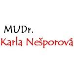 MUDr. Karla Nešporová, praktická lékařka pro děti a dorost – logo společnosti