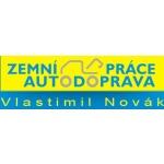 Novák Vlastimil - zemní práce – logo společnosti