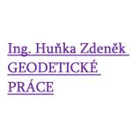 Ing. Huňka Zdeněk- GEODETICKÉ PRÁCE – logo společnosti