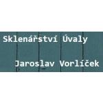 Jaroslav Vorlíček - SKLENÁŘSTVÍ ÚVALY – logo společnosti