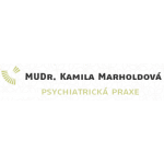 Psychiatrická ambulance - MUDr. Kamila Marholdová – logo společnosti
