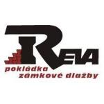 REVA - stavebně obchodní spol. s r.o. – logo společnosti