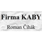Čihák Roman- Firma KABY – logo společnosti