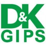 D&K Gips s.r.o. – logo společnosti