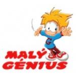 MALÝ GÉNIUS s.r.o. – logo společnosti