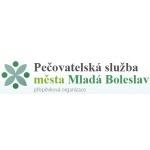 Pečovatelská služba města Mladá Boleslav (pobočka Dobrovice) – logo společnosti