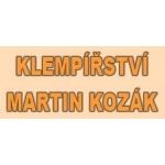 Kozák Martin - KLEMPÍŘSTVÍ – logo společnosti
