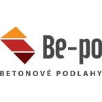 Be-po podlahy s.r.o. – logo společnosti