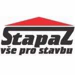 STAPAZ - Vše pro stavbu – logo společnosti