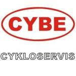CYBE cykloservis – logo společnosti