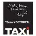 Taxi služba Vostoupal – logo společnosti