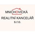 MNICHOVICKÁ REALITNÍ KANCELÁŘ s.r.o. – logo společnosti