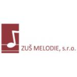 Základní umělecká škola Melodie, s.r.o. (pobočka Pecka) – logo společnosti