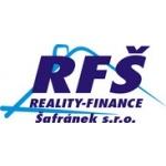 REALITY-FINANCE Šafránek s.r.o. – logo společnosti