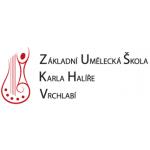 Základní umělecká škola Karla Halíře Vrchlabí – logo společnosti