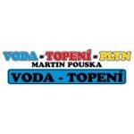 Pouska Martin - VODA - TOPENÍ - PLYN – logo společnosti
